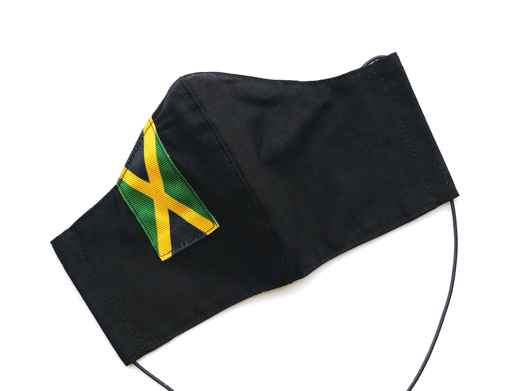 Republic of Jamaica Flag
