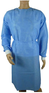 Sterile Disposable Isolation Gowns 40gsm (M) SAME DAY DISPATCH!!