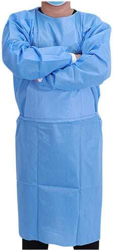 Sterile Disposable Isolation Gowns 40gsm (L) SAME DAY DISPATCH!!