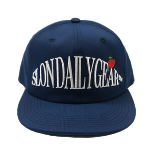 "【SALE】SLON Daily Gear Snapback ""Navy"""