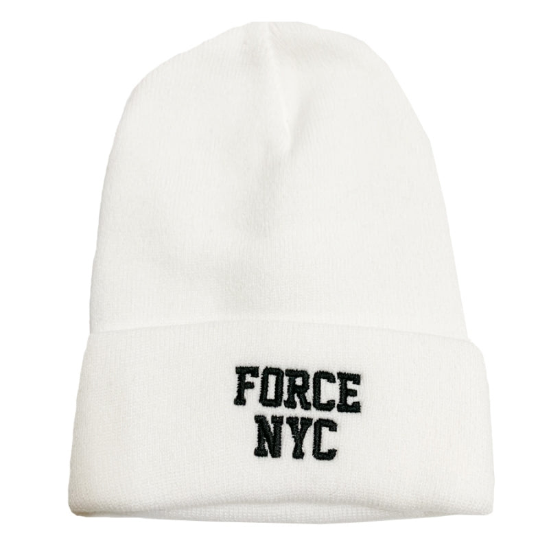 【50%OFF】NIKE FORCE NYC Knit Beanie