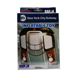 MTA Subway Inflatable Toy