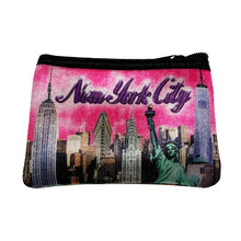 Load image into Gallery viewer, New York Souvenir Coin Purse