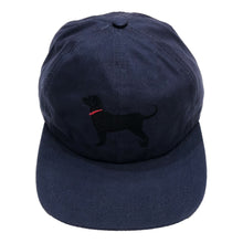 "Load image into Gallery viewer, Martha's Vineyard ""BLACK DOG BRAND"" Cap"