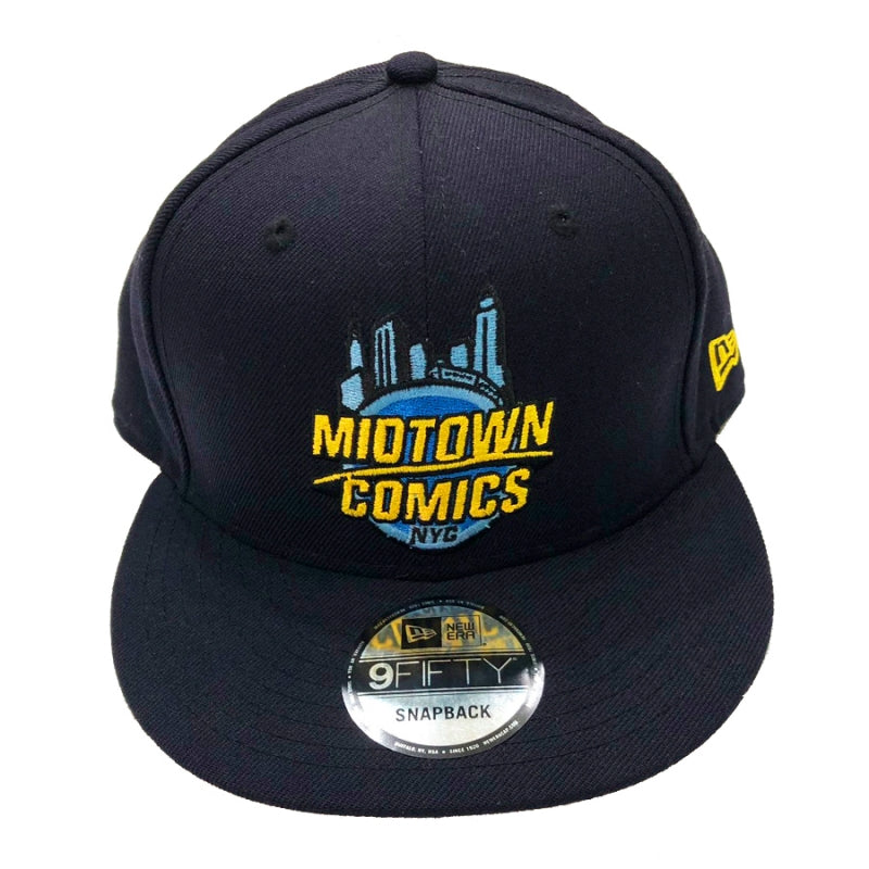 【30%OFF】MIDTOWN COMICS NYC x New Era Original 9FIFTY Snapback Cap