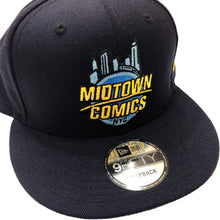 Load image into Gallery viewer, 【30%OFF】MIDTOWN COMICS NYC x New Era Original 9FIFTY Snapback Cap