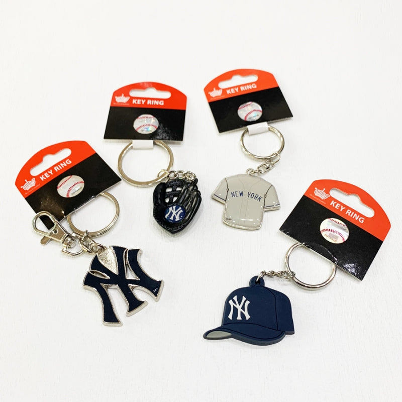 New York Yankees Keychain