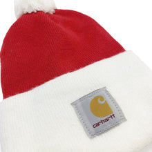 Load image into Gallery viewer, Carhartt Holiday Knit Pom Beanie