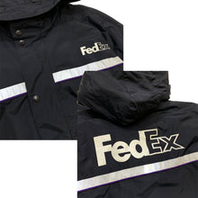 Load image into Gallery viewer, FedEX Vintage Heavy Jacket