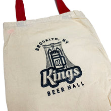 Load image into Gallery viewer, The Kings Beer Hall Original Tote
