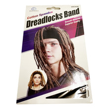Load image into Gallery viewer, Cotton Spandex Dreadlocks Band