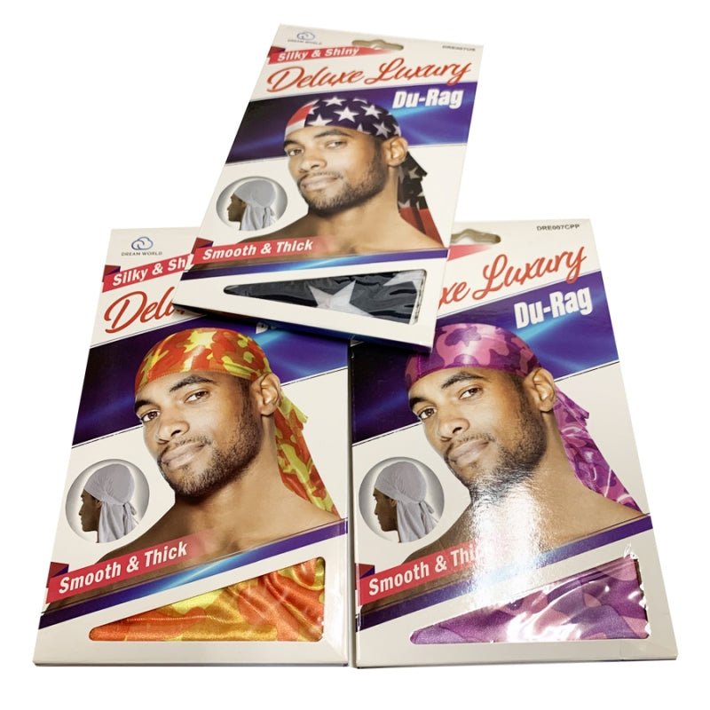 Silky & Shiny Deluxe Luxury Du-Rag