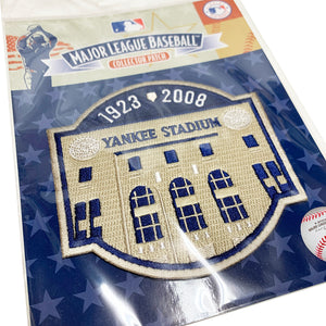 MLB Officially Licensed New York Yankees Collector Patch