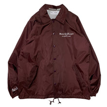 Load image into Gallery viewer, Unofficial Peter Luger Steak House Coach Jacket by An Honest Living