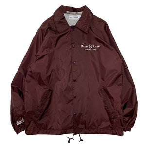 Unofficial Peter Luger Steak House Coach Jacket by An Honest Living