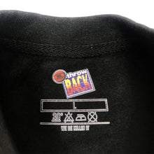 "Load image into Gallery viewer, Mr. Throwback NYC Crewneck Sweatshirt - MJ Micky Ds Design ""Black"""