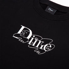 "Load image into Gallery viewer, Dime Chilling Classic Logo Crewneck ""Black"""