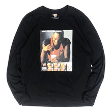 "Load image into Gallery viewer, Mr. Throwback NYC Long Sleeve Tee - MJ Micky Ds Design ""Black"""