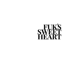 "Load image into Gallery viewer, FUK'S SWEETHEART Beads Bracelet ""UGH"""