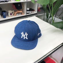 Load image into Gallery viewer, New York Yankees Deadstock Denim Cap