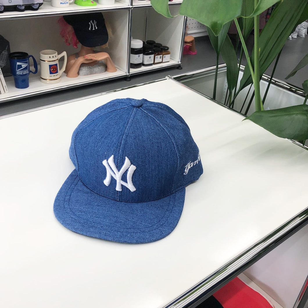 New York Yankees Deadstock Denim Cap