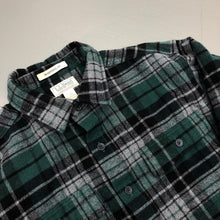 Load image into Gallery viewer, L.L.Bean Winter Flannel Plaid L/S Shirt