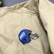 Load image into Gallery viewer, New York Giants Fleece Lining Hooded Jacket