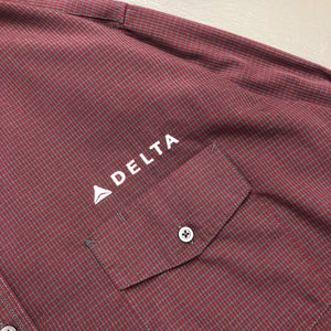 DELTA Airlines Employees BD L/S Shirt