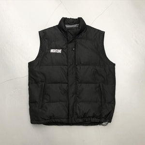 NIGHTLINE News Staff Puffer Vest