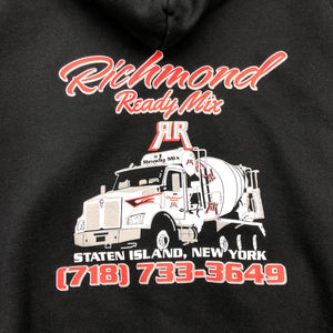 Richmond Ready Mix Staten Island, NY Employees Pullover Hoodie