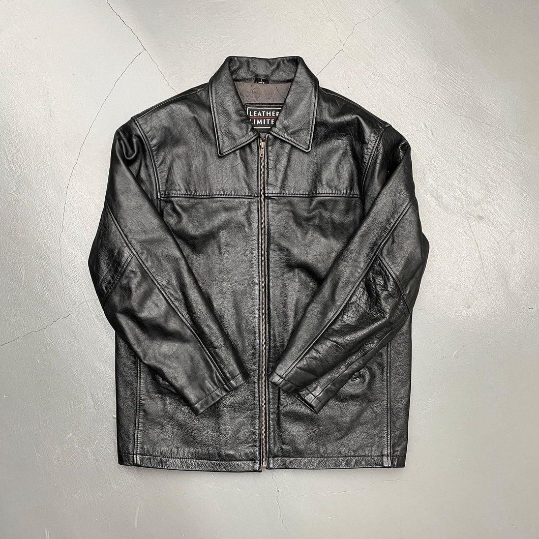 LEATHER LIMITED Vintage Thinsulate Leather Jacket
