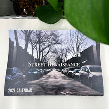 "Load image into Gallery viewer, 212.mag 2021 Calendar ""STREET RENAISSANCE"""