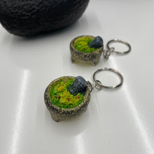 Load image into Gallery viewer, Guacamole Keychain