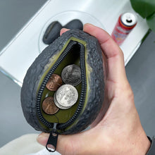 Load image into Gallery viewer, Avocado Coin Purse