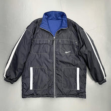 Load image into Gallery viewer, Nike Vintage Reversible Insulation Jacket