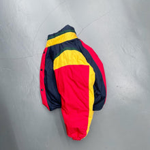 Load image into Gallery viewer, NAUTICA Vintage Reversible Puffer Jacket