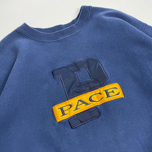PACE University Crable Sportswear Heavyweight Crewneck Sweatshirt