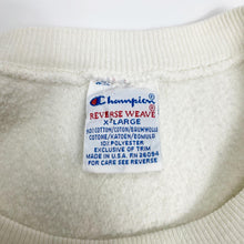 Load image into Gallery viewer, The Cable Guide Champion Reverse Weave Crewneck Sweatshirt