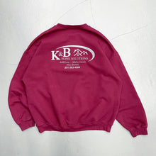 Load image into Gallery viewer, K&B Home Solutions Staff Crewneck Sweatshirt