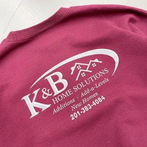 K&B Home Solutions Staff Crewneck Sweatshirt