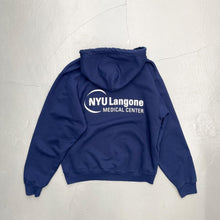 Load image into Gallery viewer, NYU Langone Medical Center Radiology Quarter Zip Hoodie