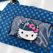 Load image into Gallery viewer, New York Yankees x Hello Kitty Keychain Coin Purse