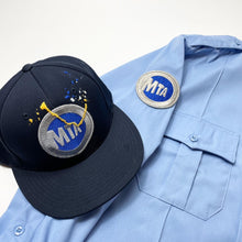 Load image into Gallery viewer, MTA Employees BD Shirt / Fitted Cap customized by @loackar