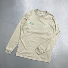 "Load image into Gallery viewer, SLON PlantsLife Community L/S Tee ""Safari"""