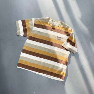 GUESS 90's Vintage Striped S/S Tee