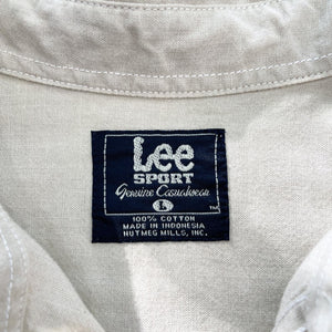 FIELD TRADITIONS by Lee Sport L/S Cotton Shirt