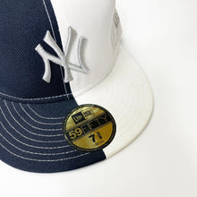 "Load image into Gallery viewer, New York Yankees New Era 59FIFTY Fitted Cap ""2 Toned"""