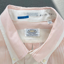 Load image into Gallery viewer, Bloomingdale's Vintage Striped L/S Shirt