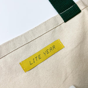 Lite Year for SLON 10oz. Cotton Canvas Tote