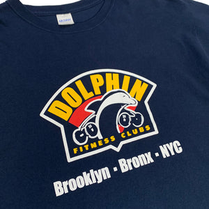 DOLPHIN FITNESS CLUBS Vintage S/S Tee